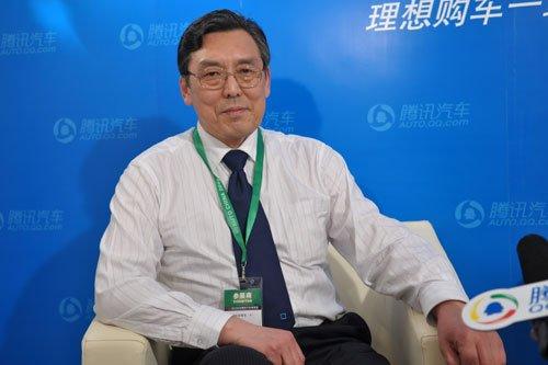 """张超:中兴将""""军车""""理念带到北京车展"""