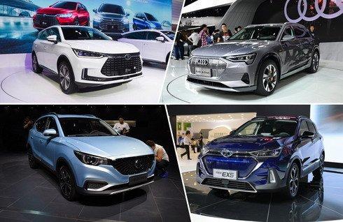 全民电动时代 广州车展新晋电动SUV你选谁?