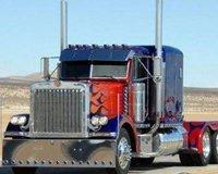 平头卡车头