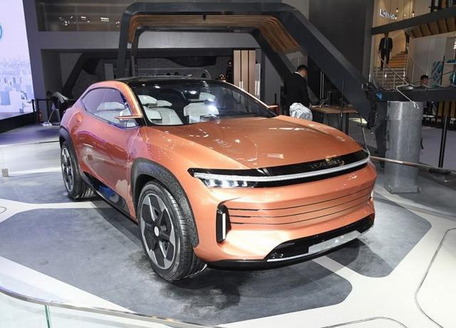 奇瑞EXEED LX概念车正式发布 或采用纯电驱动