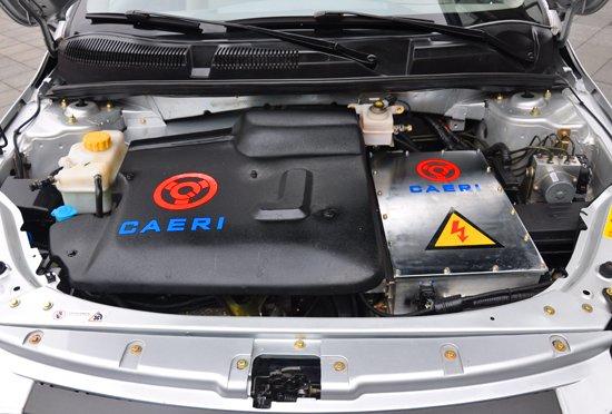 增程电动车最主要的技术集成在整车控制器上