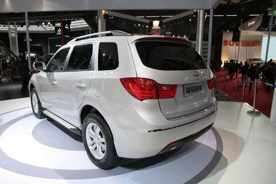 [国内车讯]海马S7明年将推1.8T动力车型