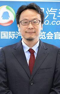 江铃汽车销售有限公司常务副总经理邱垂祺