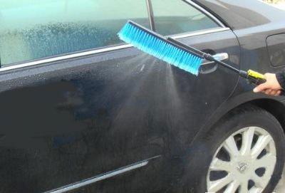 爱车如何洗澡? 洗车存在五大误区(图)
