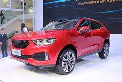 车展上这些国产最新SUV轿车让丰田大众都无路可走