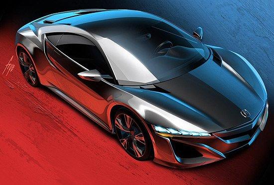 讴歌RDX/ILX量产车将于北京车展亚洲首发