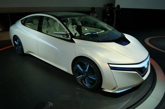 本田两款概念车东京车展发布 展示未来本田