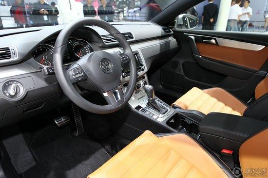 大众迈腾Alltrack车型北京车展发布