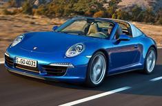 保时捷新款911 Targa