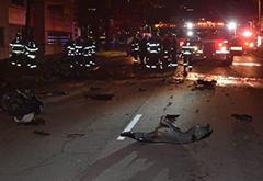 特斯拉车祸致死事故官方回应 驾驶员系酒驾
