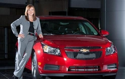 玛丽·巴拉明年上任 成为通用首位女性CEO