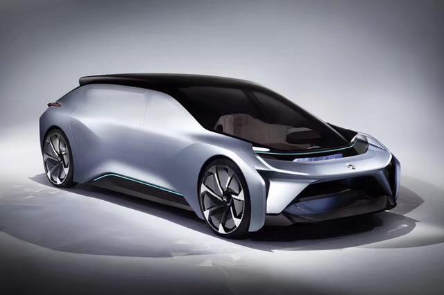 法拉第未来称NIO概念车涉嫌抄袭了自己的FF91