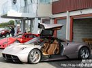 全球年产20台帕加尼Huayra