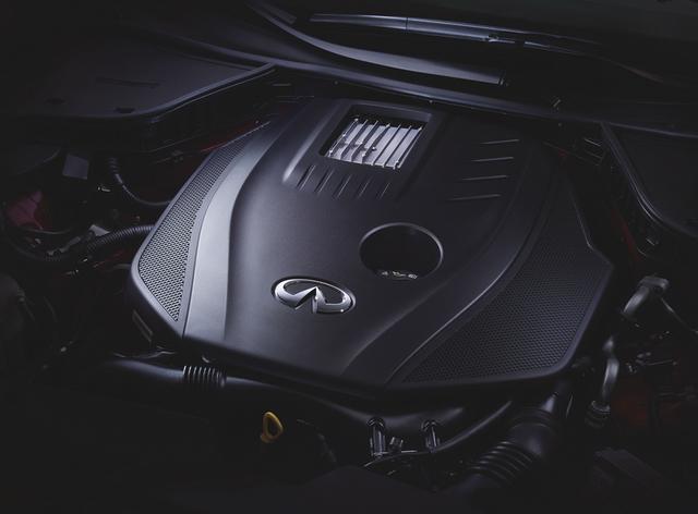 内容丰富 英菲尼迪Q50L增科技版选装包