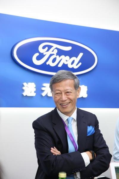 刘曰海:福特电气化战略稳步推进 5年内导入纯电动小型SUV