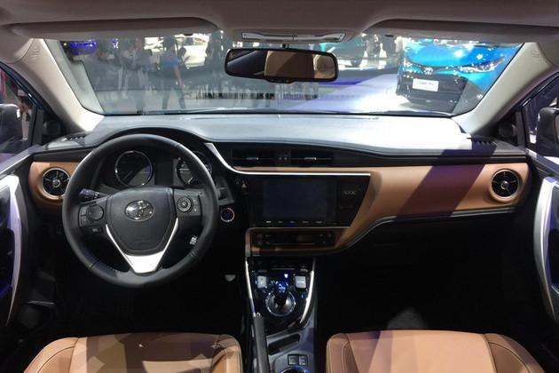 卡罗拉双擎E+疑似售价曝光 2019年3月上市/预售22.1万元