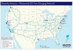 保时捷合作Electrify America 将扩大充电网络