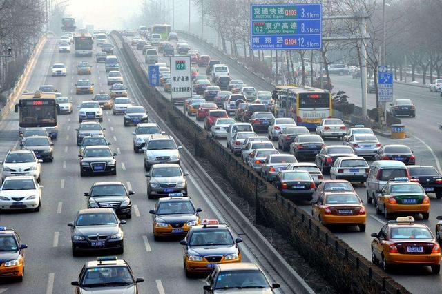 为降低污染物排放 北京机动车限行将继续一年