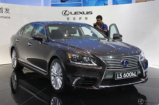 [新车上市]全新雷克萨斯LS600hL售238.8万元