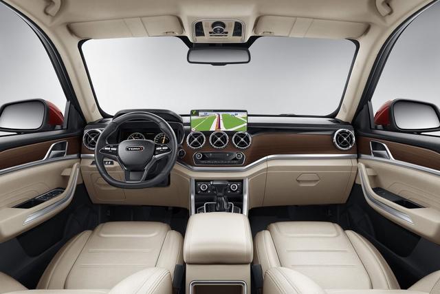 工薪最爱 10万元内大空间高配置自主SUV推荐