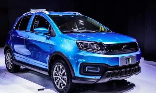 云度首款量产车π1下线 预今年四季度上市