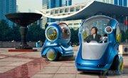 未来汽车将实现自动驾驶