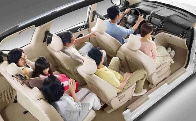 宝骏730新增ESP版车型 售价7.58-8.28万元