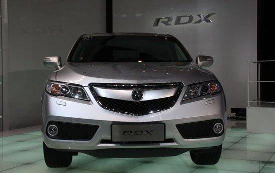 [新车解析]全新讴歌RDX解析 下半年进口