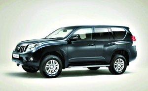 国产新普拉多推5款车型 或52万元起售