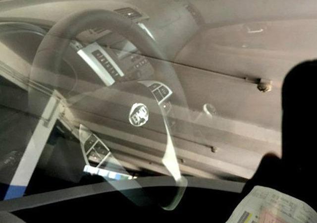 曝比亚迪新款S6实车更多图片 前脸调整明显高清图片
