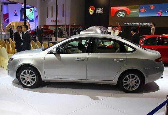 [新车解析]莲花L5三厢预计售价10-13万元