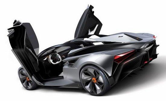 日前,海外媒体曝光了一组名为兰博基尼Perdigon概念车的效果图,它是由美国艺术中心设计学院的一位名为Ondrej Jirec的学生设计出来的,这款Perdigon概念车被设想为一款将与布加迪威航Super Sport展开竞争的限量版车型