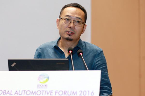何毅:未来传统汽车与互联网汽车将不再有差别