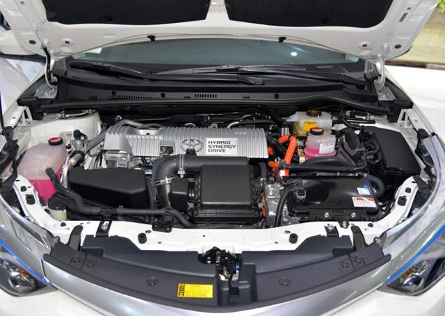 广汽丰田雷凌双擎版配置曝光 推4款车型