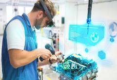 宝马在生产中使用VR/AR应用 规划工作区/培训员工/及早检测生产问题