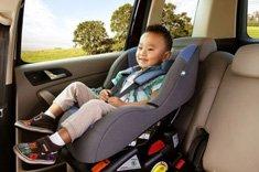 父母要有责任引导孩子接受安全座椅