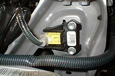 安全气囊系统传感器