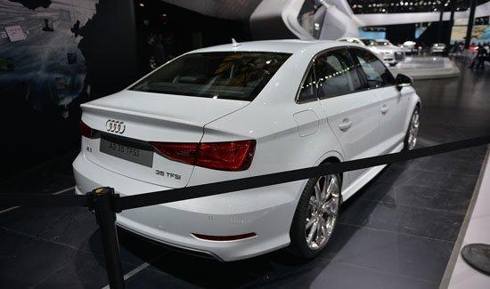 上海车展40款重磅新车解读 奥迪A3三厢领衔
