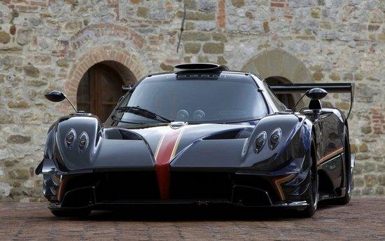 [新车发布]帕加尼Zonda Rev发布 售1715万元