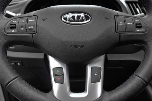 UVO车载信息娱乐系统 起亚的高科技利器