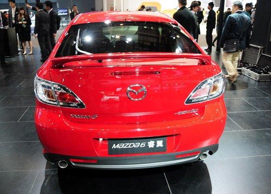 马自达新款睿翼亮相北京车展 或将5月上市