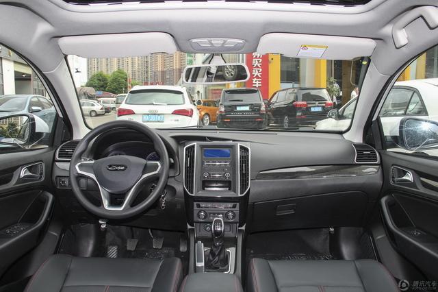 搭载1.6L动力 众泰Z360新车型11月6日上市