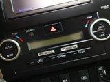 凯美瑞混动版中控台空调系统