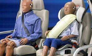 安全带气囊