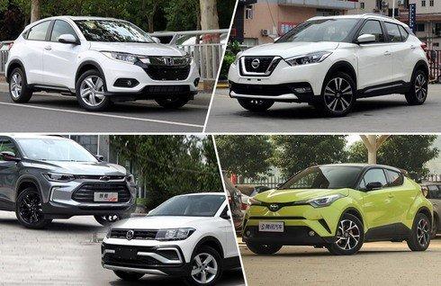 潮流小年轻首选 这5款合资小型SUV谁更燃?