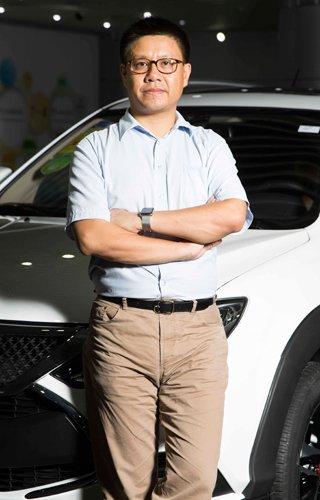 比亚迪汽汽车销售有限公司总经理舒酉星