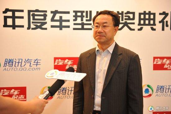 广汽徐育林:传祺SUV GS5期待月销量破一万