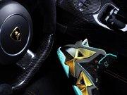作品:Nike & Lamborghini