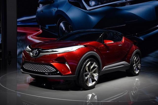 最强小型SUV将到 一汽丰田奕泽明年上市