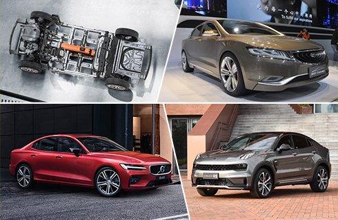 从3项技术转让到合作CMA架构 吉利收购沃尔沃10周年车型盘点